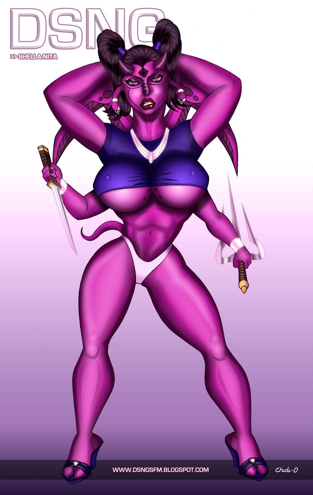 Female alien porn adult kinky queen