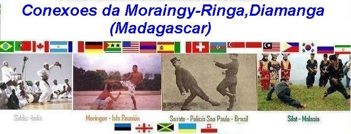 10- Conexões da Moraingy-Ringa, Diamanga