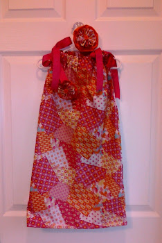 """Patchwork"" Pillowcase Dress"