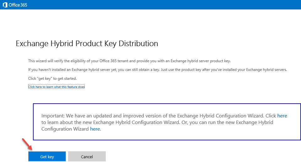retrieve office 365 key