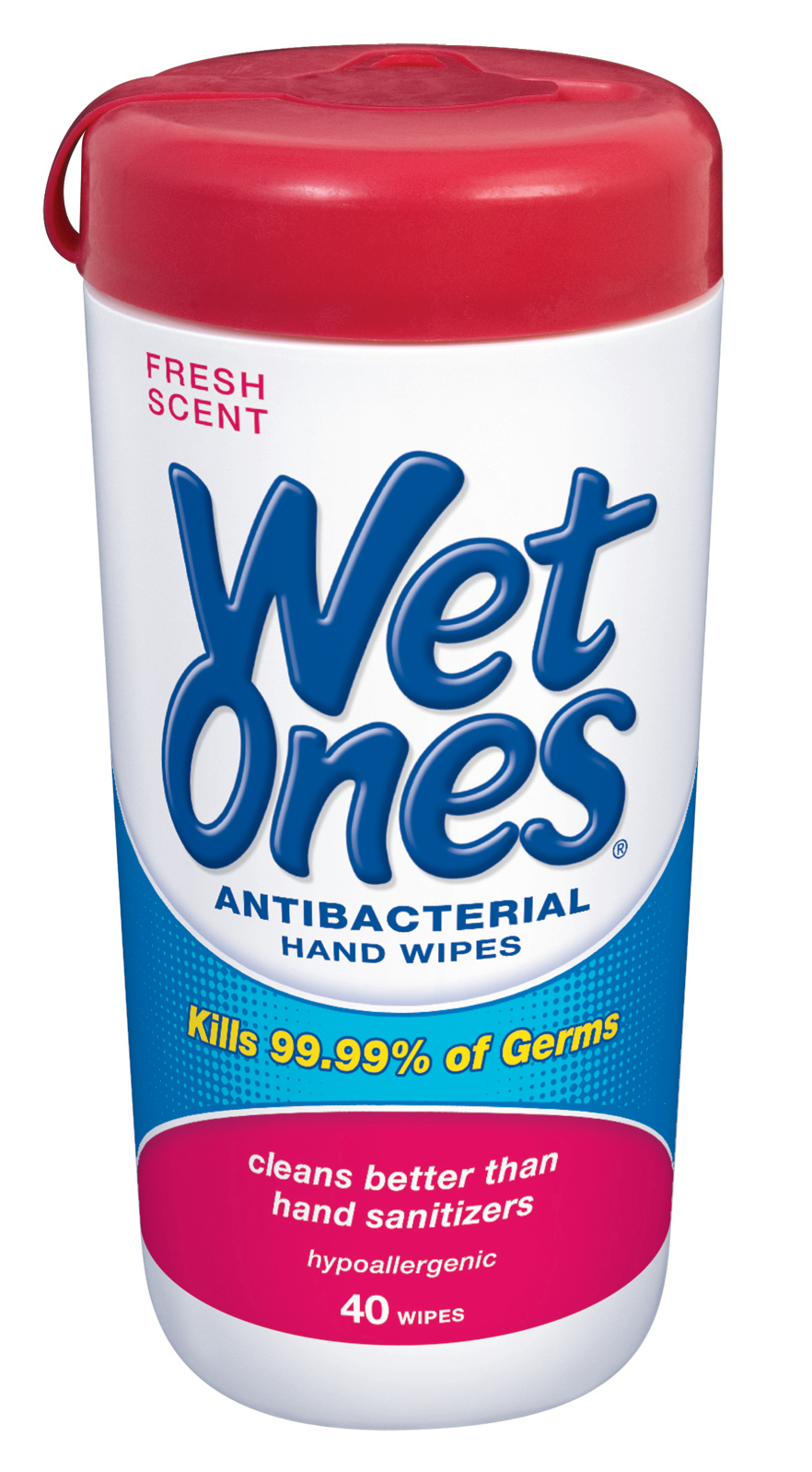 But parents don't consider antibacterial hand wipes a must have