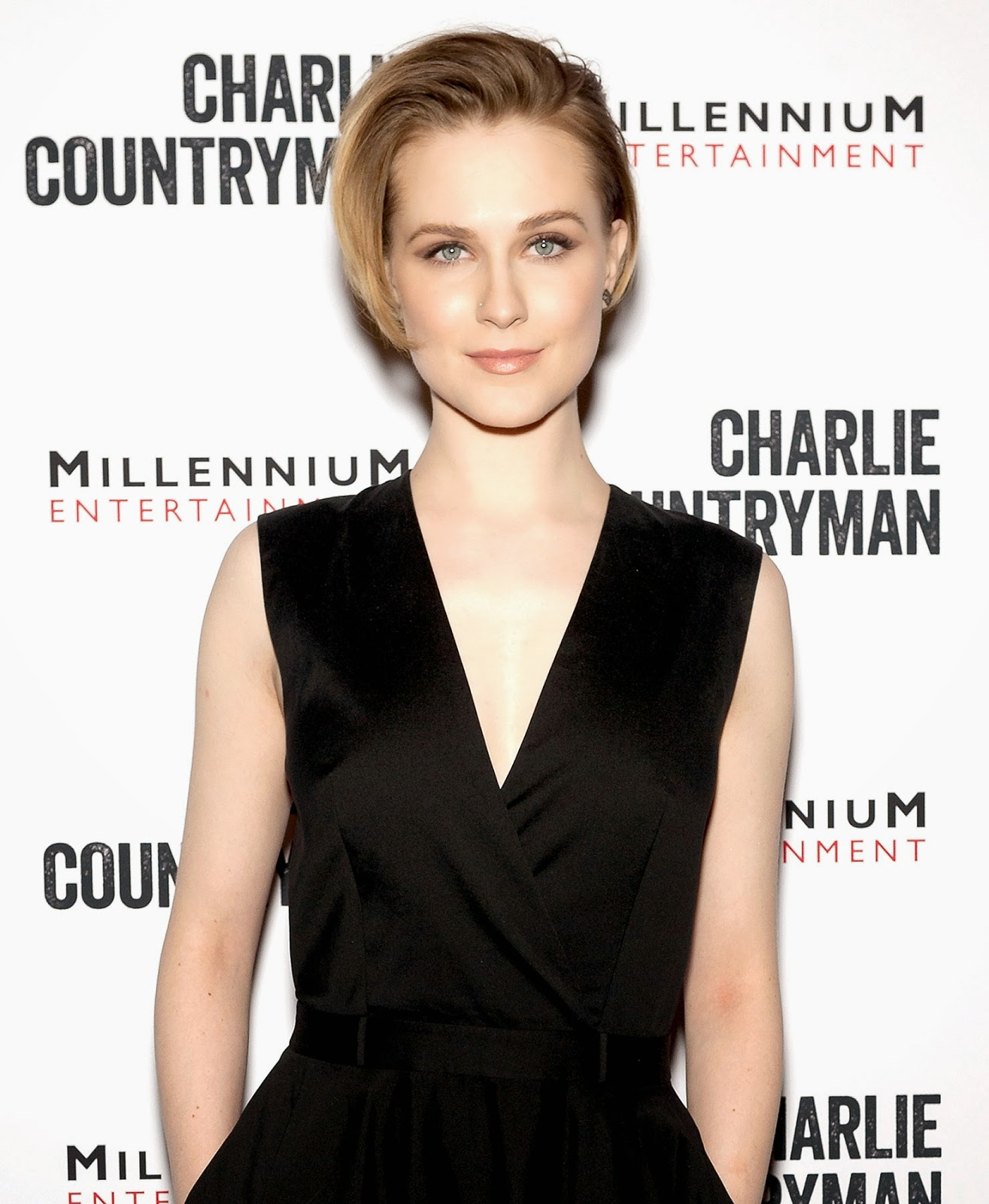 Haarminnaar: Big in the USA: Evan Rachel Wood