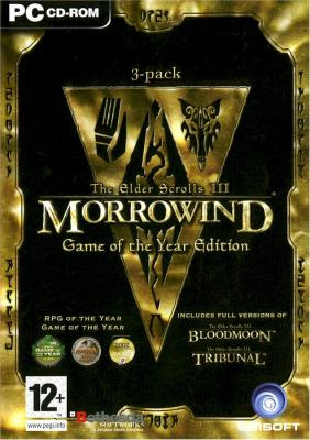 The Elder Scrolls III: Morrowind GOTY
