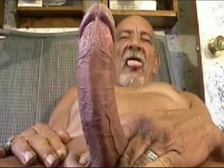 Big Fat Cock Gay Daddy