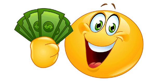 Cash Smiley | Symbols & Emoticons