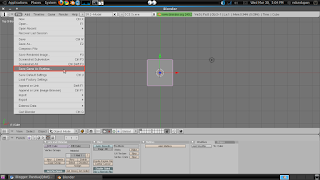 Save As Runtime Blender 2.49 dan Blender 2.56