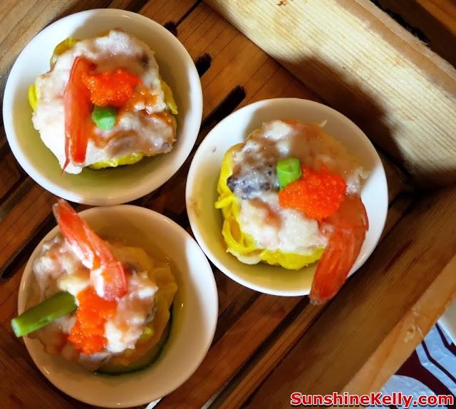 All You Can Eat Dim Sum Buffet Celestial Court Sheraton Imperial, Dim Sum Buffet, Celestial Court, Sheraton Imperial KL, food, dim sum, chinese food, Steamed Siew Mai Chicken Tobiko