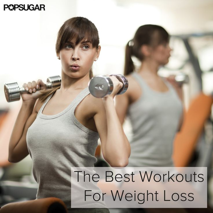 Workouts That Help You See Weight-Loss Results Faster