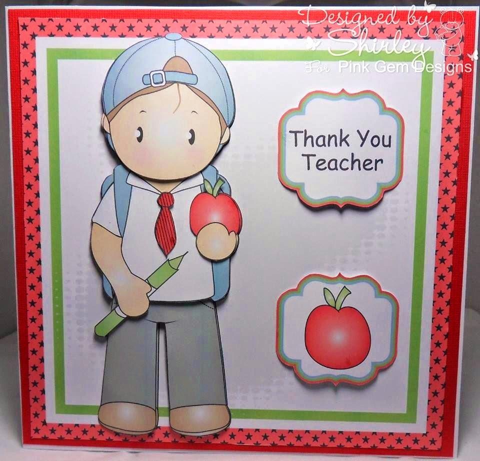 Gems Of Inspiration More Thank You Teacher Cards