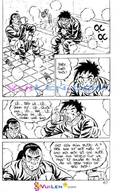 Jindodinho - Đường Dẫn Đến Khung Thành III Tập 57 page 67 Congtruyen24h