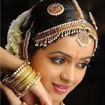 Bhavana in Bharatanatyam Costume Pics