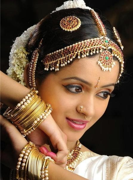Bhavana in Danicing Dress hot photos