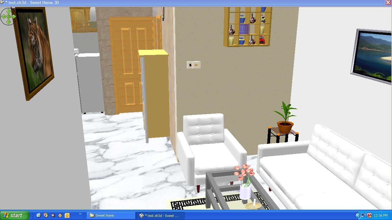 forest house merancang sendiri 3d sederhana rumah kita