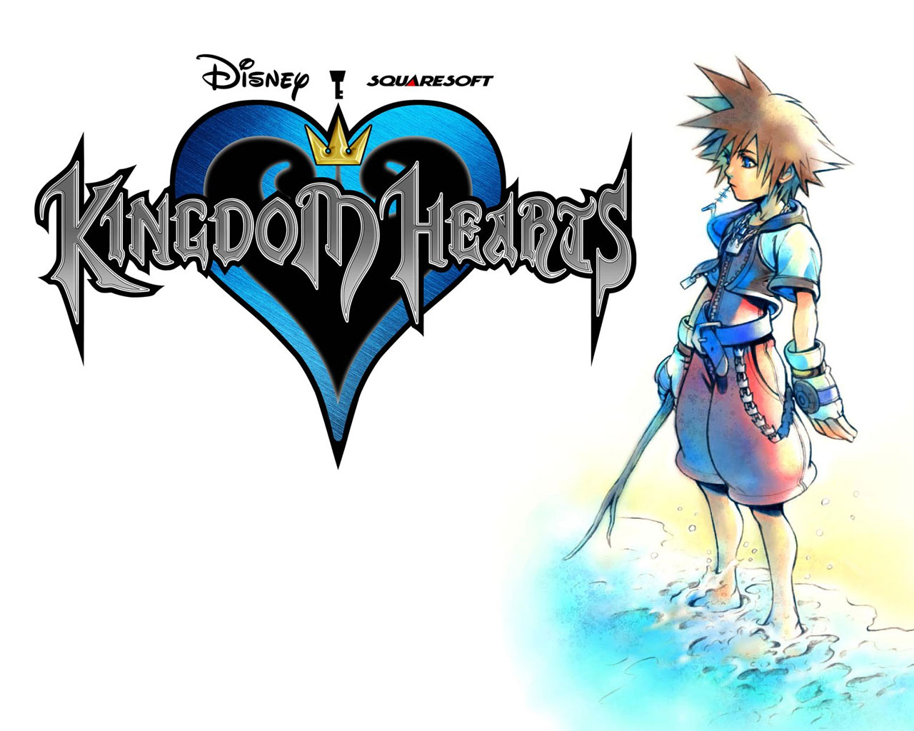 kingdom Heart HD & Widescreen Wallpaper 0.778523427320776