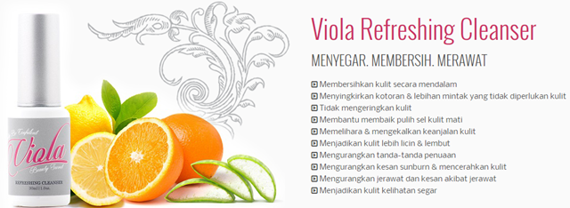 review Viola Beauty Secret