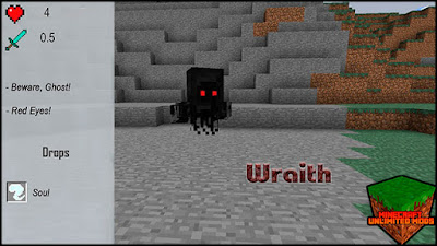 XtraCraft Mod wraith