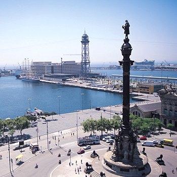 Barcelone visiter barcelone et ses quartiers partie 3 las ramblas - Port de plaisance barcelone ...