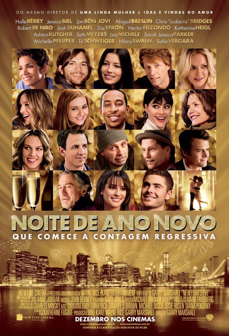 Noite de Ano Novo  Dublado 2012