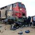 حادث قطار قادم من الجديدة نحوالبيضاء يودي بحياة امرأة تعاني اضطرابات نفسية