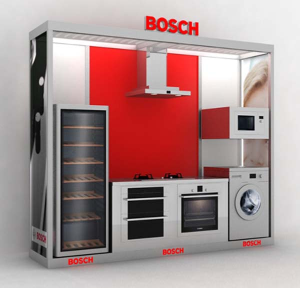 Bosch Kitchen Appliances @ The Kitchen Design