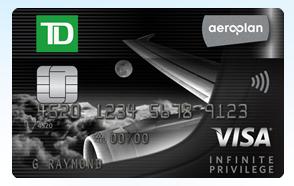 My Travel Fund Aeroplan Td Visa Cards Information Now Online
