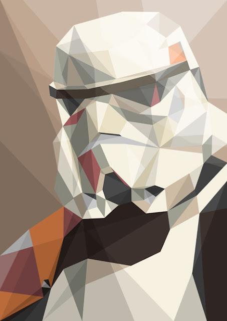 Ilustraciones de Star Wars 4