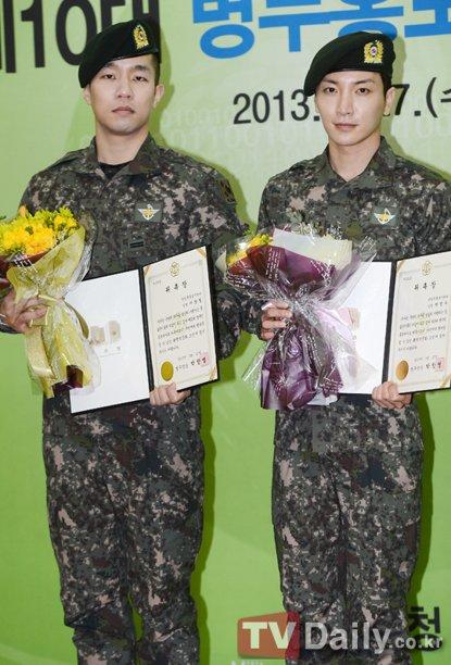 Leeteuk dan Sangchu Mighty Mouth