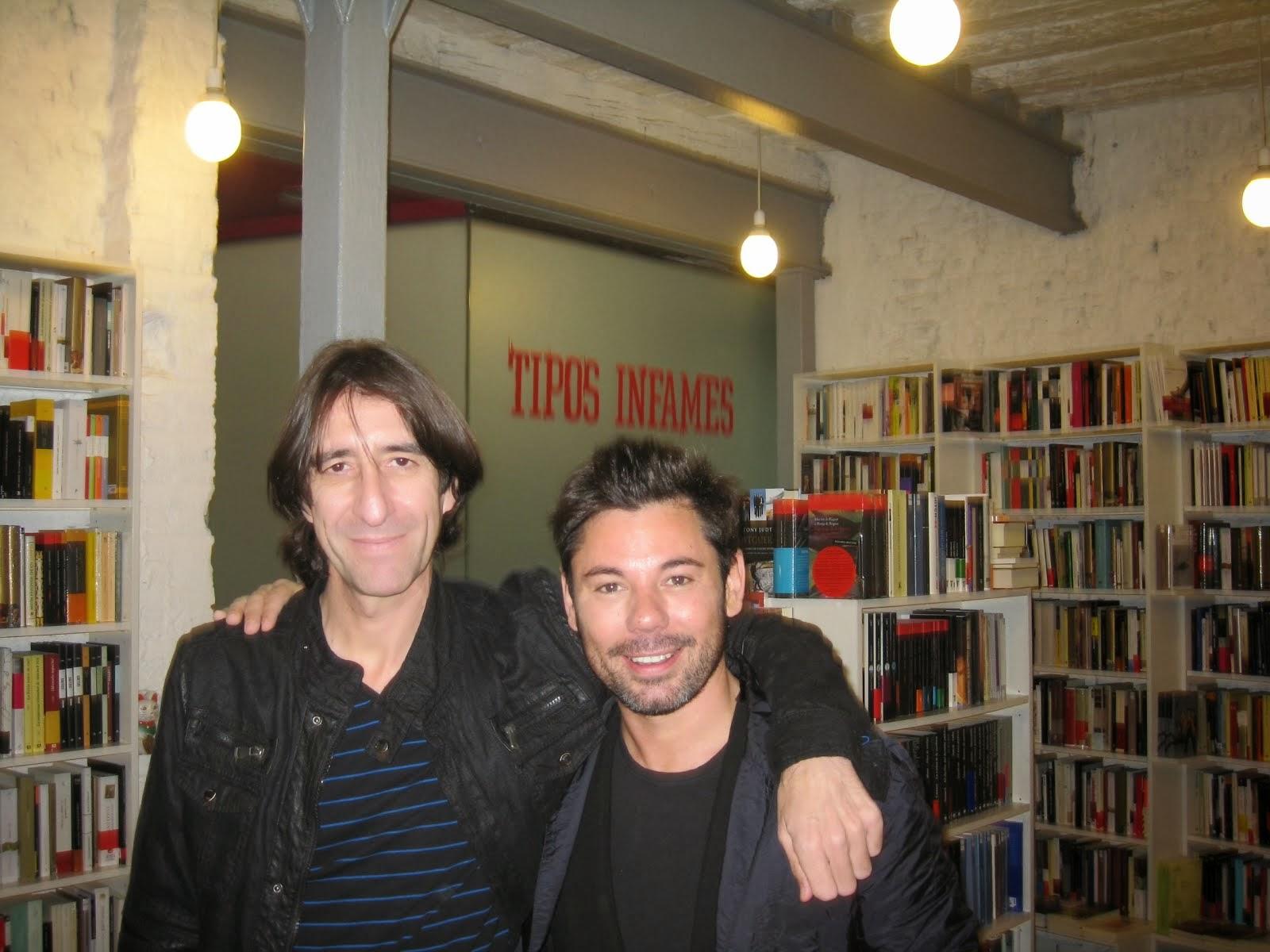 Con el maestro Miguel Poveda