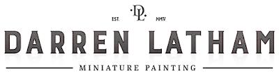 Darren Latham Miniature Painting