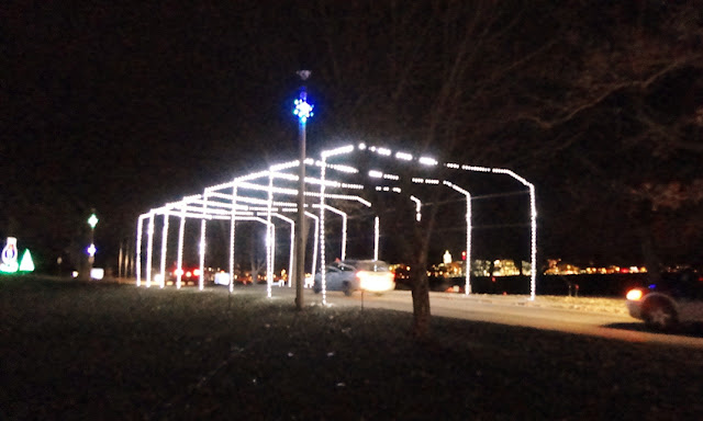 Holiday Fantasy in Lights