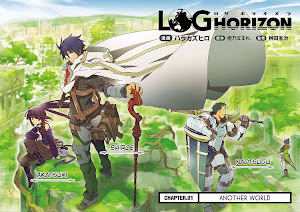 Log Horizon Complete 720p EngSub MKV