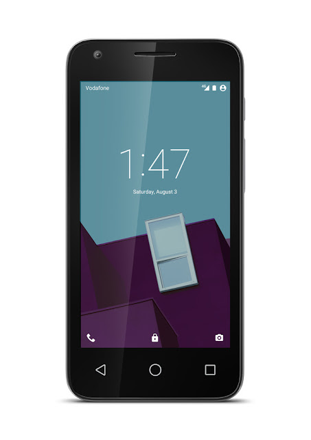 Vodafone Smart Speed 6 with 4G and Lollipop for 99 euros