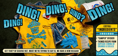 "Breaking Bad x Johnny Cupcakes ""Breaking Glass"" T-Shirt"