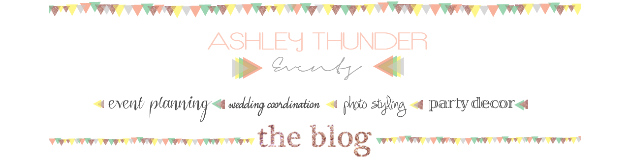 Ashley Thunder Events