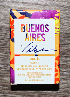 mark. Buenos Aires Vibe Nailed It Trend Mini Nail Lacquers