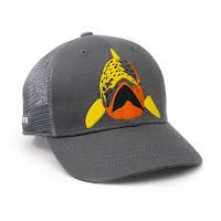 RepYourWater Fish Hat