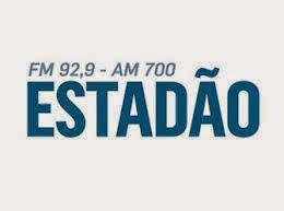 ouvir a Rádio Estadão AM 700,0 São Paulo SP