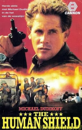 The Human Shield 1991 Hindi Dubbed Dual Audio DVDRip 400mb