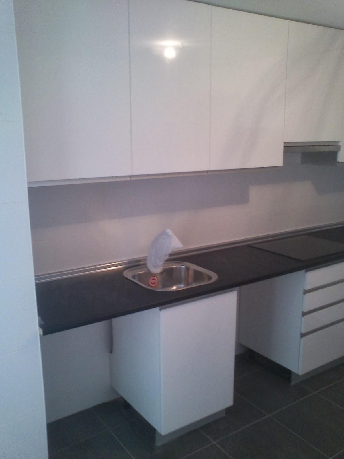 Mueble auxiliar de cocina blanco - Mueble auxiliar cocina ...