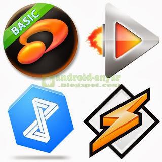 Aplikasi Pemutar Musik (MP3 Player) Terbaik untuk Android