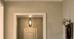 Pareti A Righe Verdi : Consigli per la casa e l arredamento imbiancare casa il tortora