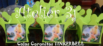 SORPRESAS DE CUMPLEAÑOS TINKERBELL