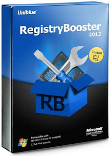 Uniblue Registry Booster 2012 - Cover