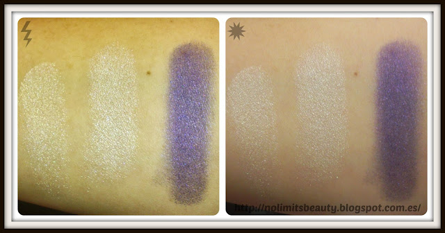 Matchpoint de Catrice: baked eyeshadows swatches