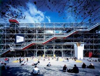 Tempat Wisata Di Paris - Centre Georges Pompidou