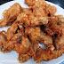 Resep Membuat Sayap Ayam Goreng Belacan Yang Enak !