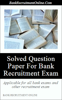 IBPS Clerk CWE 2012 Solved Question Paper on Computer Knowledge