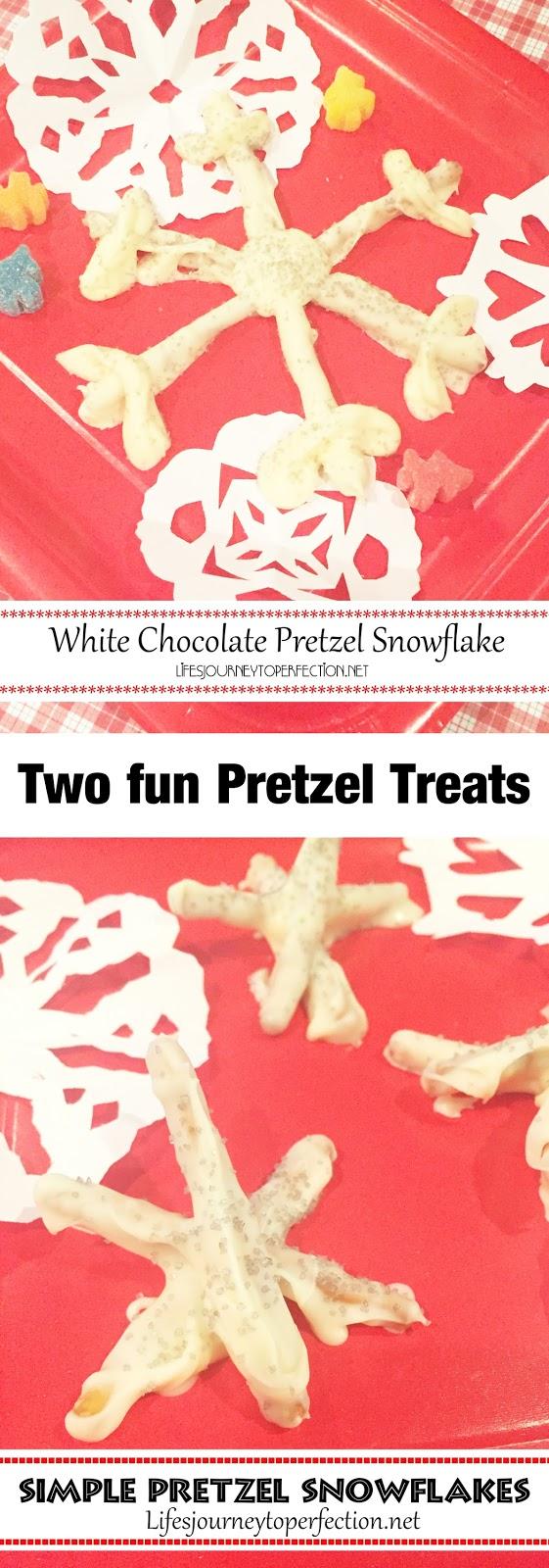 White Chocolate Snowflakes Mold