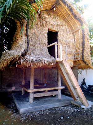 Traditional House Lombok Village