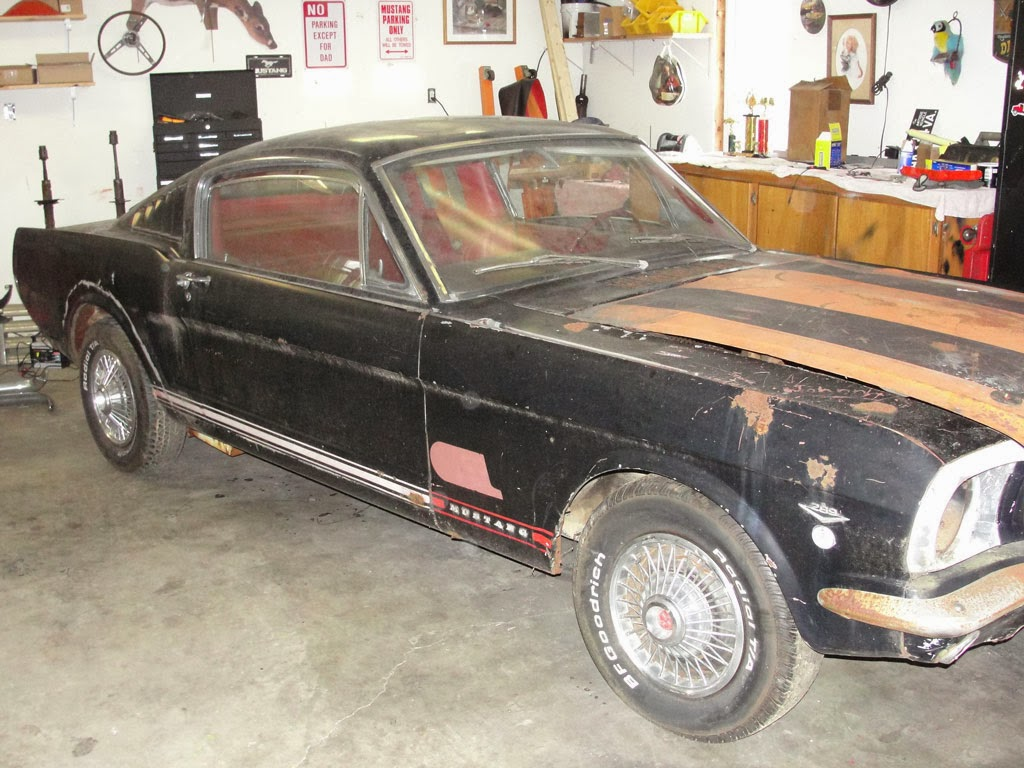 Virginia Classic Mustang Blog: 1965 Mustang GT Fastback For Sale ...